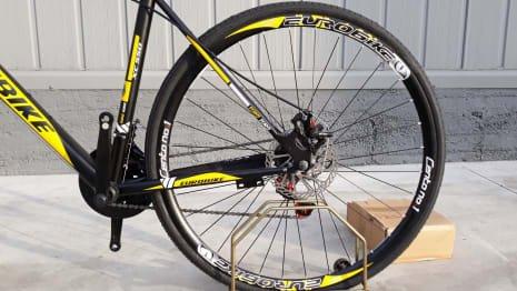 EUROBIKE XC 550 Racing bike