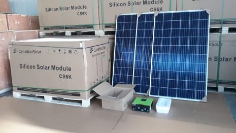 SOLAR Photovoltaic System 5 kW A++ class