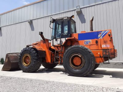 FIAT - HITACHI R160.2 Wheel Loader