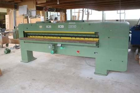 JOSTING EFS 2800 Veneer cutting machine
