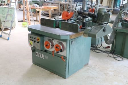 BÄUERLE ZF 200 Swivel spindle milling machine