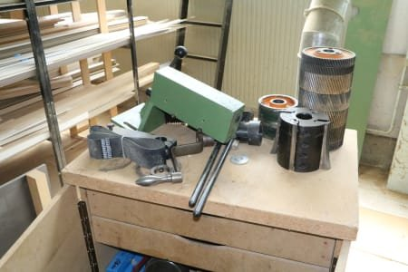 Lot of accessories for WEINIG planing machines