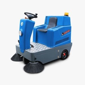 Electric Sweeper KASTER WE 1200