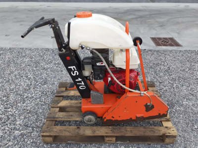 GOLZ FS 170 Concrete saw