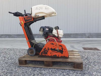 GOLZ FS 175 Concrete saw