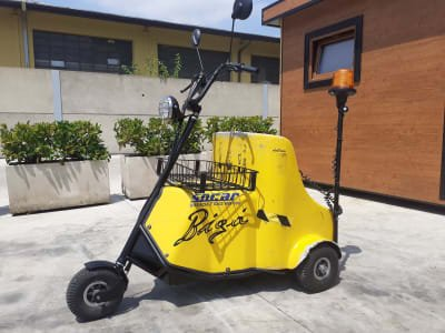 Vehículo industrial BIGA electric
