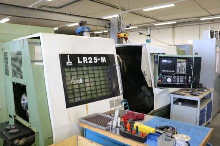 Torno CNC OKUMA LR 25-M