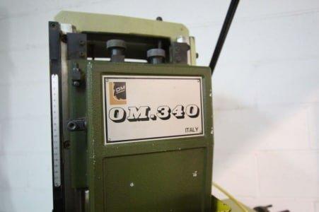 Escopleadora de Cadena MULTI OM 340