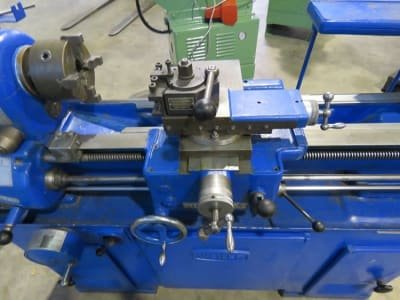 Torno paralelo WEILER LZ 280