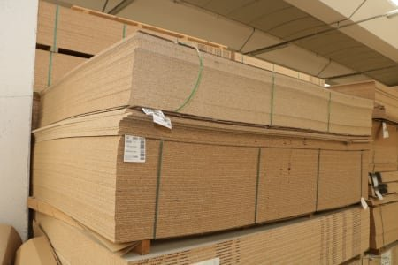 SAIB 200130_059 Lot of Melamine Panels (100)