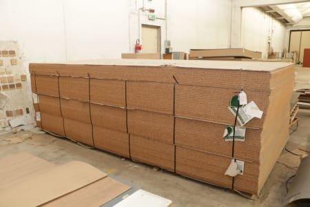 RAFAL Lot of Melamine Panels (70)