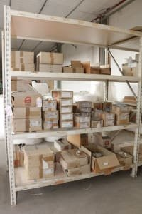 CAMAR Lot of kitchen fittings