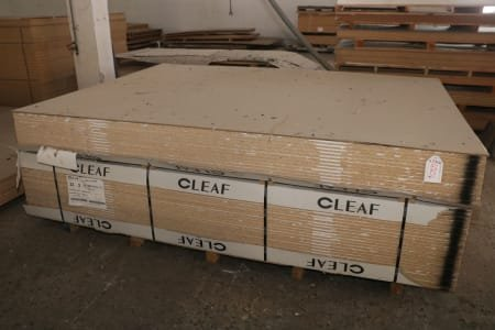 CLEAF Lot of panels