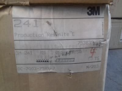 lot grinding belts - new - various makes