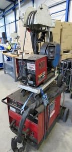 LINCOLN CV 400 welding machine