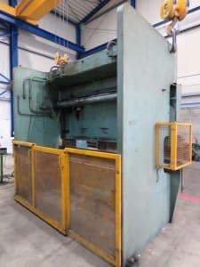 SIMAT 210 Hydraulic press brake