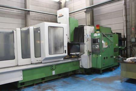 MAZAK AJV-60/120 Vertical Machining Center
