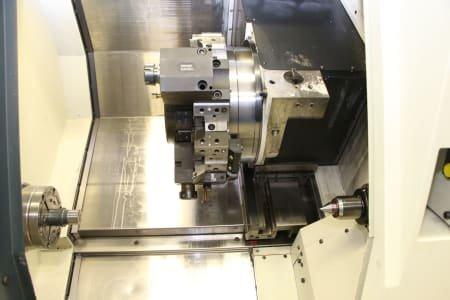 SPINNER TS 66 H-MC CNC lathe
