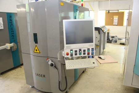LASERPLUSS RayCutter 3200 Laser cutting machine