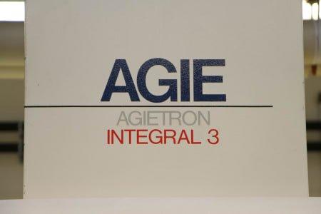 AGIE Integral 3 Die-sinking EDM machine