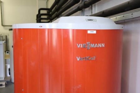 VIESSMANN Paromat - Duplex TR-040 2 Low temperature boilers with water tanks