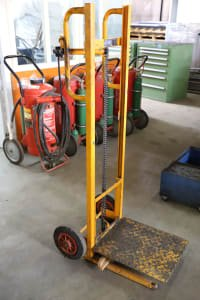 Barrel Transport Trolley