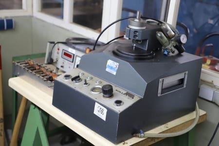 RAS 03 Concentricity Testing Device
