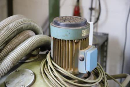 NILFISK GB 733 Industrial Vacuum Cleaner