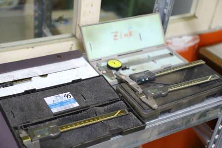 MITUTOYO Lot of Digital Calipers