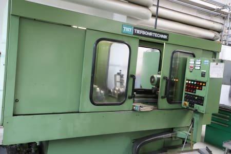 Taladro profundo TBT T 10-500