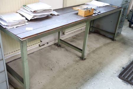 Working Table without Content