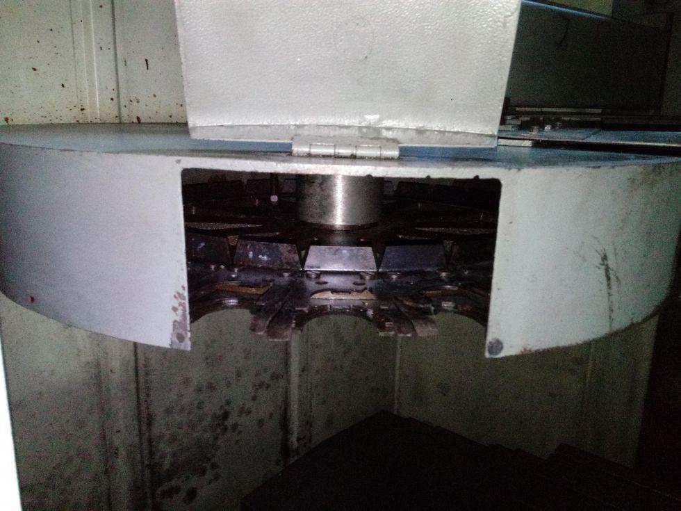 CNC vertical 3 Eixos