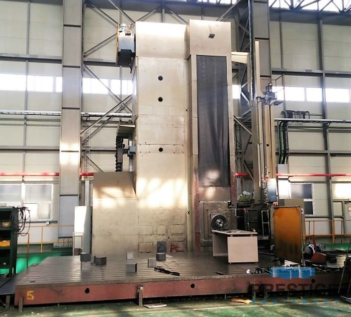CNC Floor Type Horizontal Boring Mill
