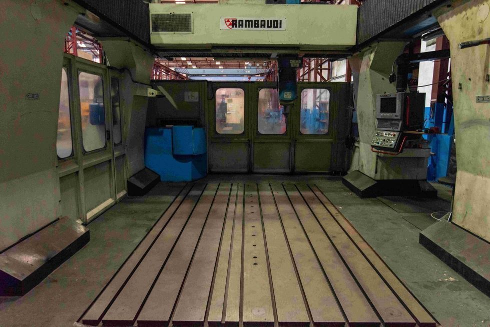 Fresadora Alta Velocidad CNC