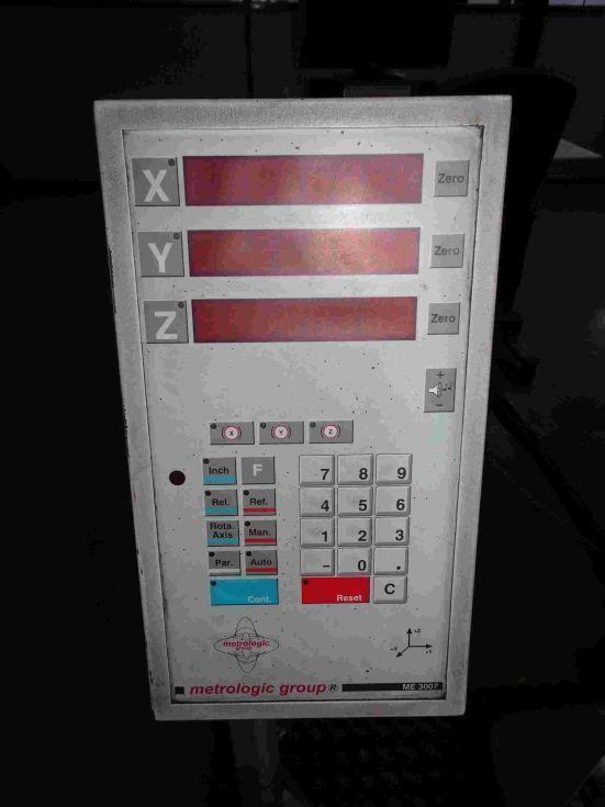 Máquina medir por coordenadas / Tridimensional