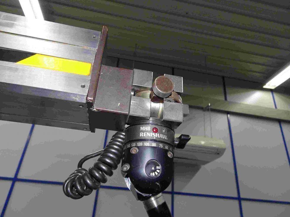 Máquina medir por coordenadas / Tridimensional. 2 brazos