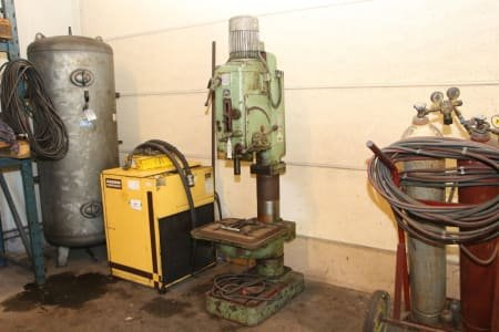 VEB S 16 Column drilling machine