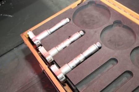 HOGETEX Item 3-point inside micrometer screws