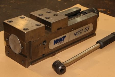 WNT NCG 1 125 CNC quick clamp