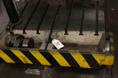 Flat panel trolleys