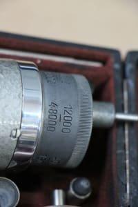 VEB 2 hand speedometer