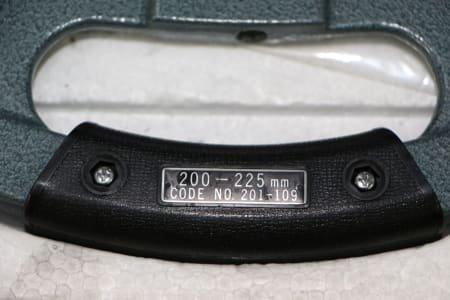 MITUTOYO Micrometer for comparison measurements