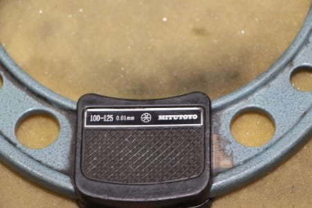 4 stirrup micrometer screws