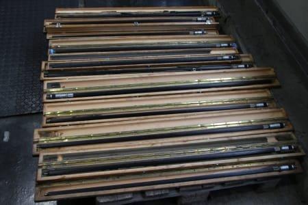 11 micrometer rods