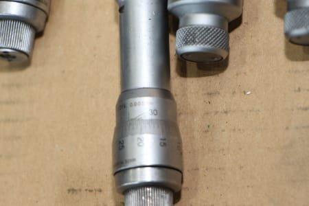 MITUTOYO inner micrometer