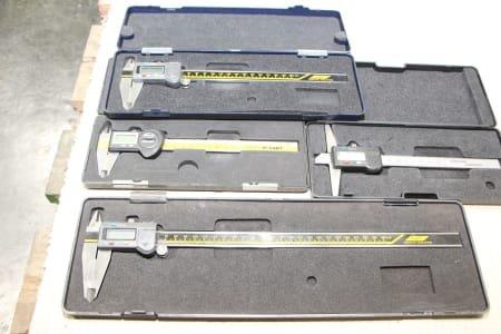 3 Digital caliper gauge