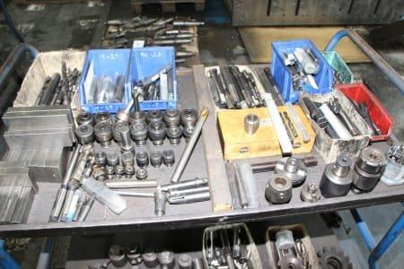 Tool milling machine accessories