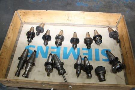 SK 50 tool holders