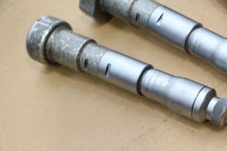 3-point inside micrometer screws