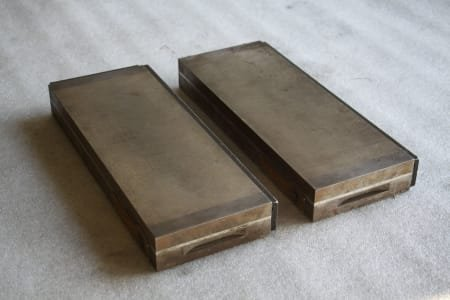 Permanent Magnetic Plates